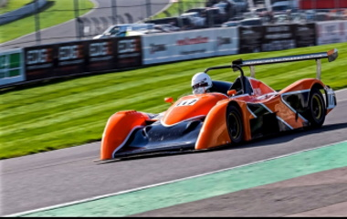 Colin Peach Racing Driver Van Diemen